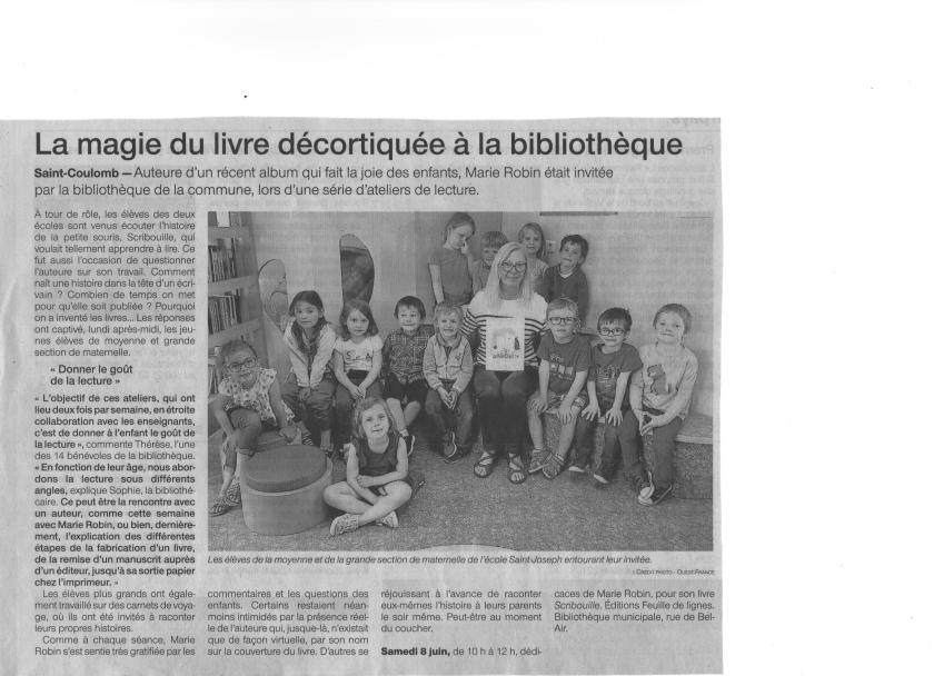 article Saint-Coulomb